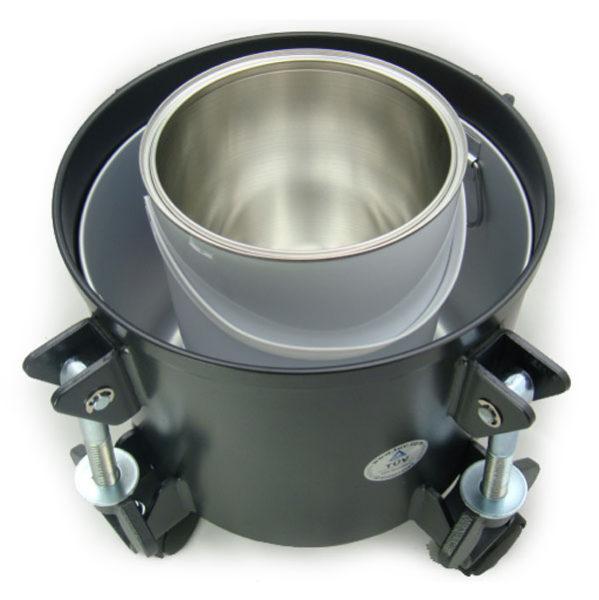 Paint Pressure pot Tank, 10 Lt Manual Agitator FMT6054