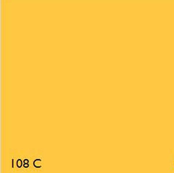 Pantone 108C YELLOW RANGE