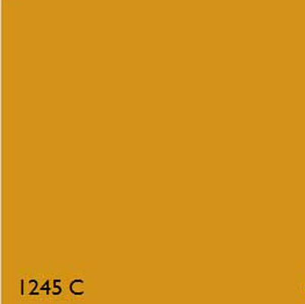 Pantone 1245C YELLOW RANGE
