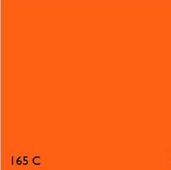 Pantone Fluorescent 165c Yellow Range