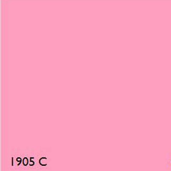 Pantone 1905c Pink Range