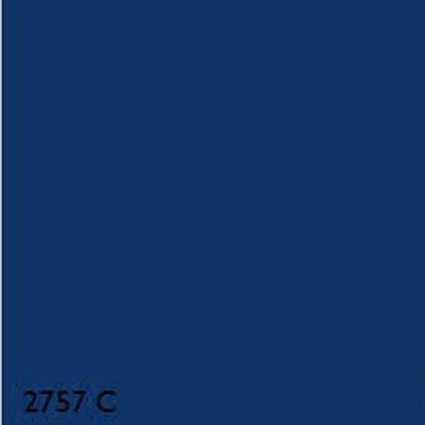Pantone 2757c Blue Range