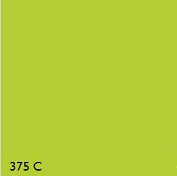 Pantone Fluorescent 375C LIME RANGE