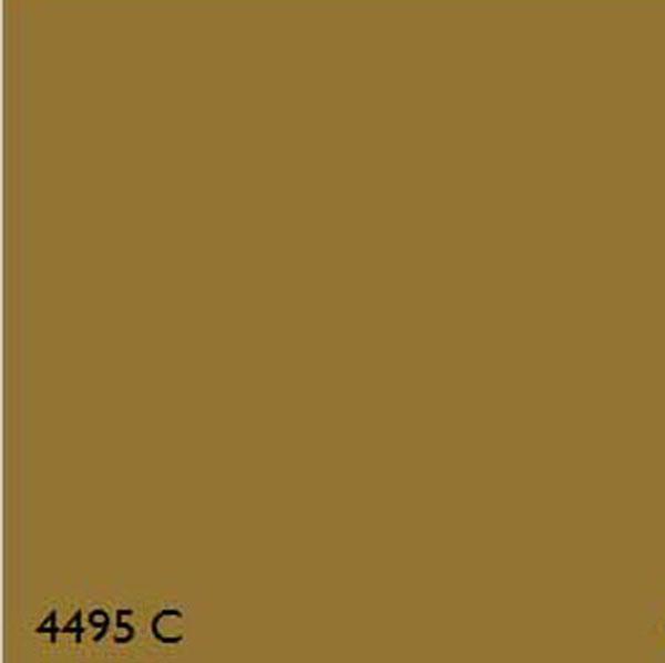 Pantone 4495C OXIDE YELLOW RANGE