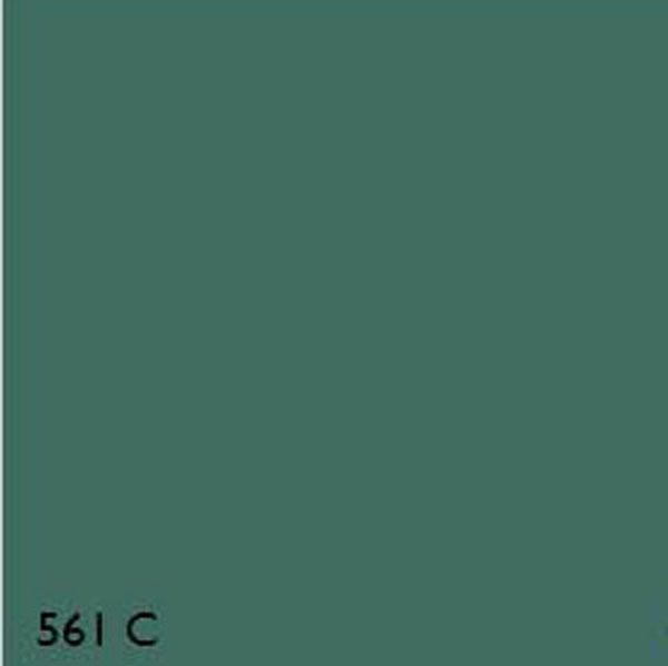 Pantone 561c Teal Range