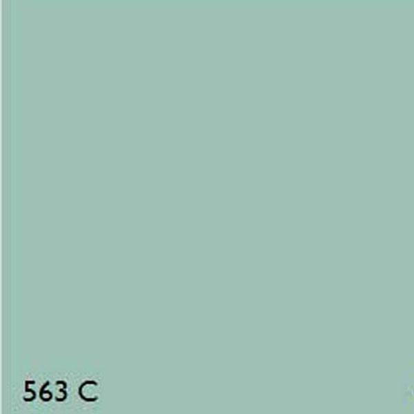 Pantone 563c Teal Range