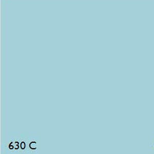 Pantone 630c Blue Range