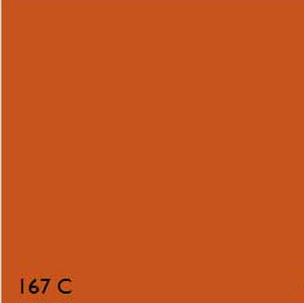 Pantone 167c Yellow Range