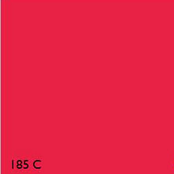 Pantone Fluorescent 185c Pink Range