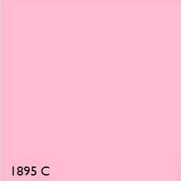 Pantone 1895c Pink Range