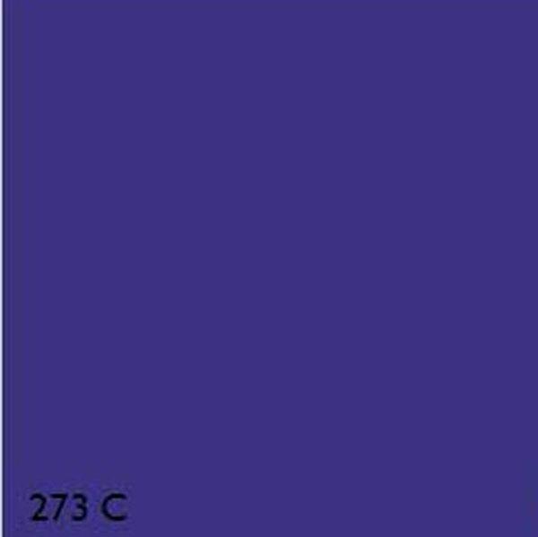 Pantone 273c Blue Range