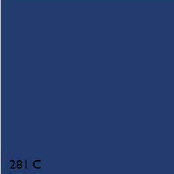 Pantone 281c Blue Range