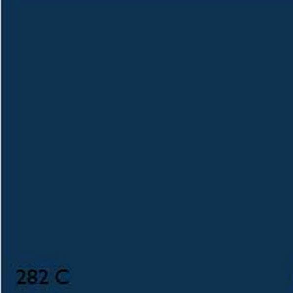 pantone 282c blue range