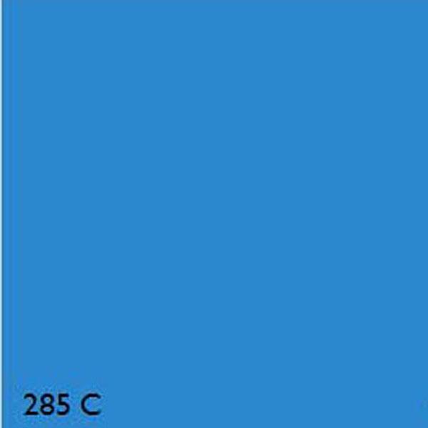 Pantone 285c Blue Range