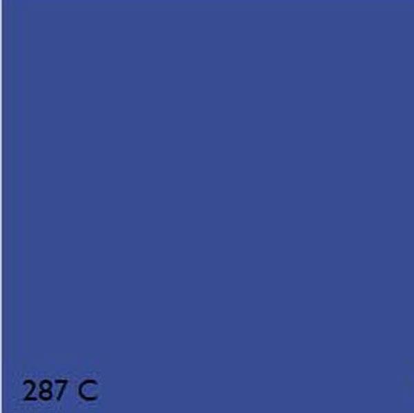 pantone 287c blue range
