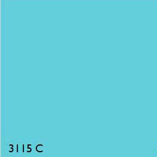 Pantone 3115c Light Blue Range