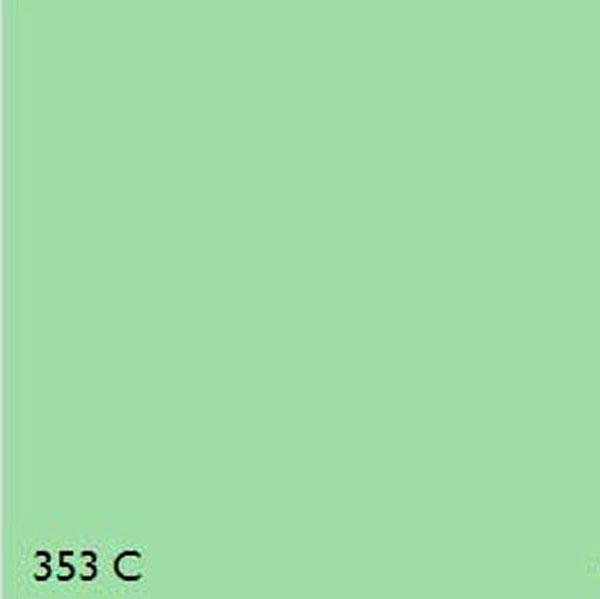 Pantone 353c Mint Green Range