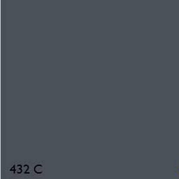 Pantone 432c Grey Range