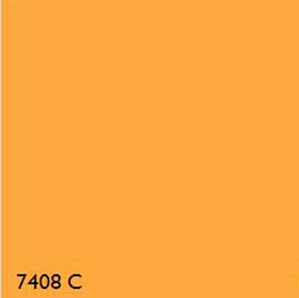 Pantone 7408c Yellow Range